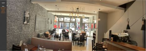 NEWLY REFITTED ITALIAN RESTAURANT, FINCHLEY, LONDON