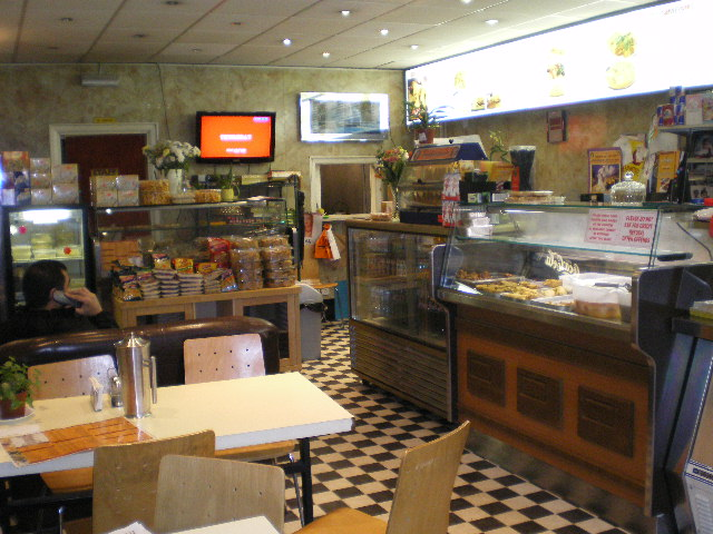 VEGETARIAN CAFE/RESTAURANT, MIDDLESEX