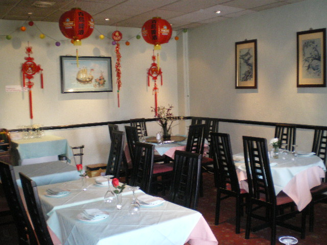 LICENCED CHINESE RESTAURANT, RUISLIP, MIDDLESEX