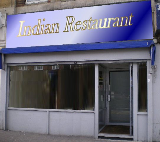 LICENCED TOWN CENTRE INDIAN RESTAURANT IN MIDDLESEX