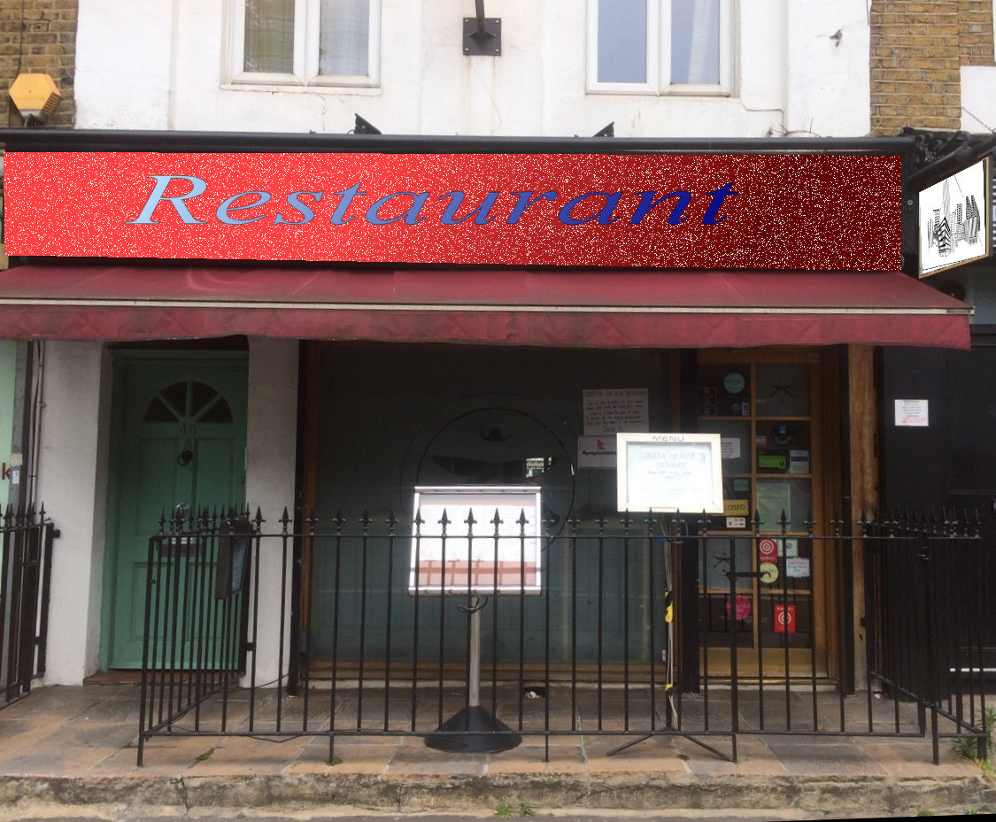 LICENCED NEPALESE RESTAURANT IN CAMDEN LONDON