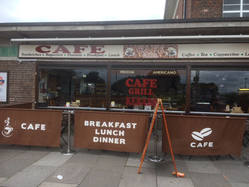 LICENCED CAFE/SANDWICH BAR/BISTRO IN NORTH LONDON