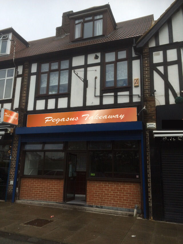 CHINESE TAKE AWAY WITH ACCOMMODATION IN KENT