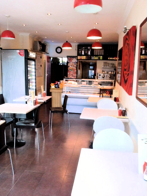 HIGH STREET CAFE AND SANDWICH BAR, HAMPTON, MIDDLESEX
