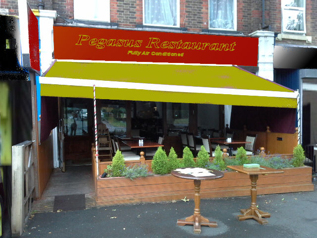 TURKISH RESTAURANT, NORBURY, SW16