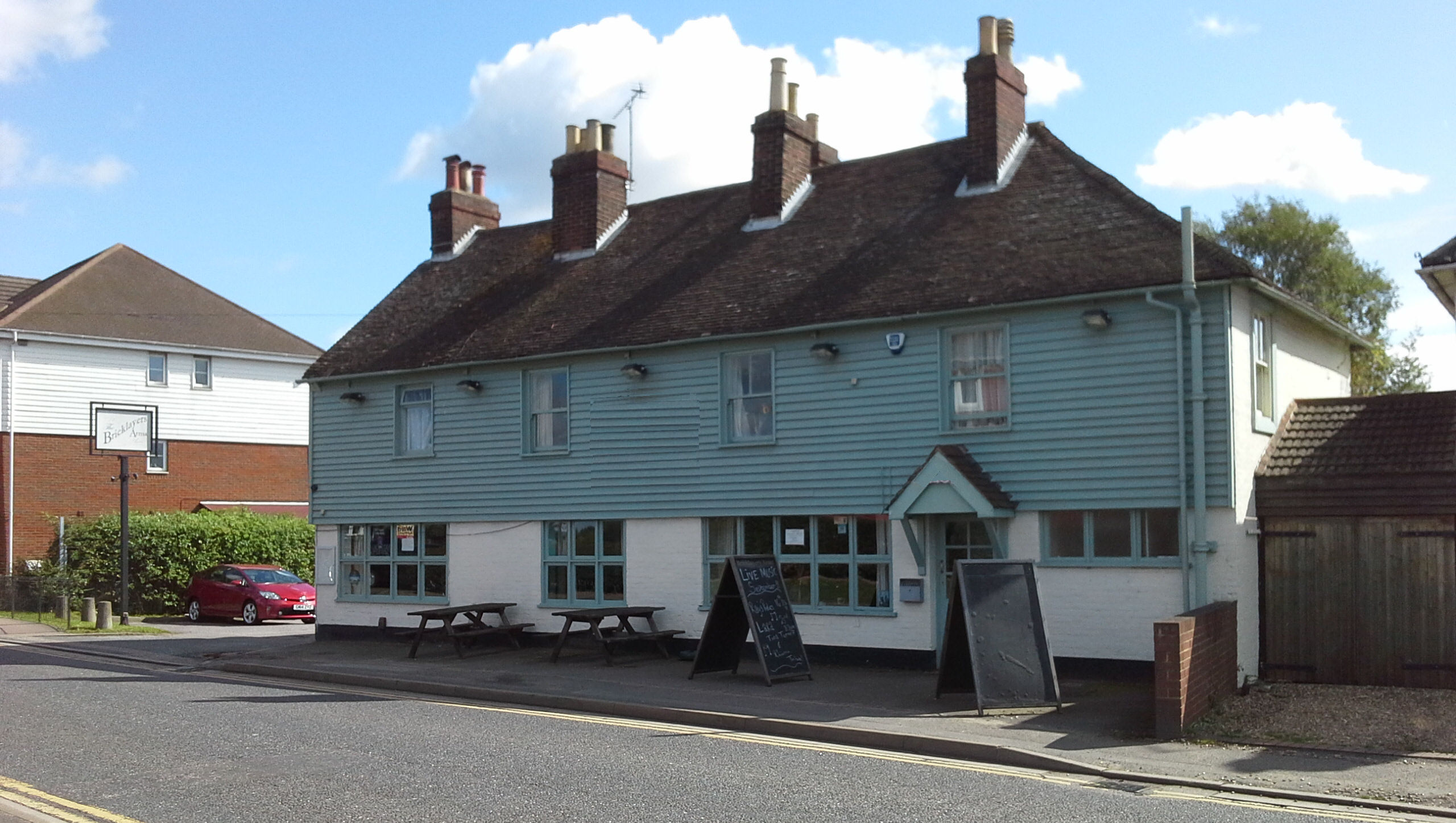 PUBLIC HOUSE WITH RESTAURANT AND ACCOMODATION, KENT