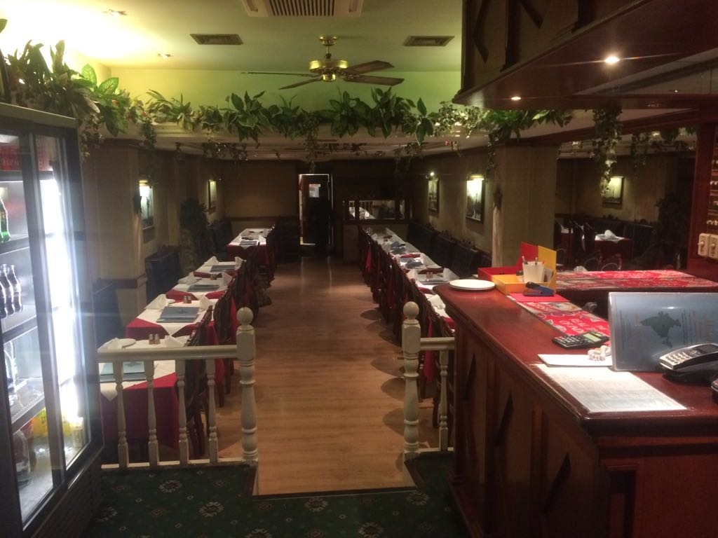 DETACHED INDIAN RESTAURANT, WOODFORD GREEN, ESSEX
