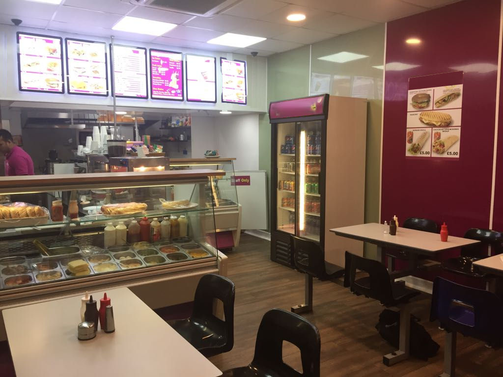 PRIME LOCATION, FAST FOOD TAKEAWAY, EALING, W5
