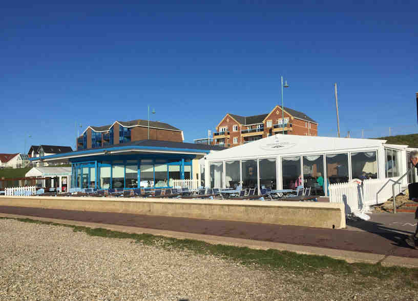SEAFRONT WEDDING/FUNCTION VENUE AND RESTAURANT, HAMPSHIRE